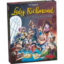 Lady Richmond - an inheritance up for grabs by HABA in Irvine Ca
