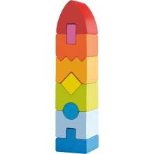 Raibow Rocket by HABA