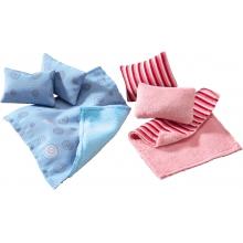 Little Friends - Dollhouse Cushions & Blankets by HABA