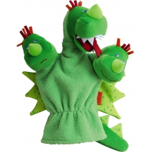 Glove Puppet Dragon by HABA