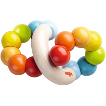 Color Whorl Clutching Toy by HABA in Ann Arbor MI