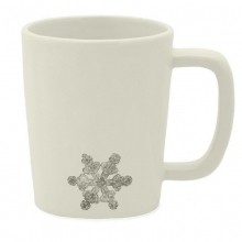 Stay True Snowflake Artisan Mug in State College, PA