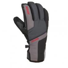 Challenge XIII Gloves: Black/Gun Metal, Large by Gordini