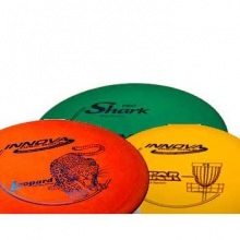 Beginner Disc Golf Disc Set in Logan, UT