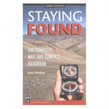 Staying Found: The Complete Map and Compass Handbook in Peninsula, OH