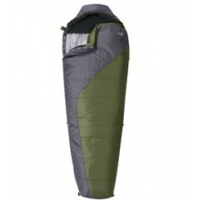 Lone Pine 20 Degree Sleeping Bag - In Size: Regular Length/Right Side Zipper by Slumberjack