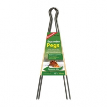 Expander Tent Stakes 12 in. - 2 pack in Austin, TX