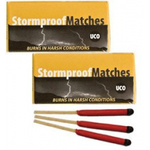 Stormproof Matches Twin Pack - In Size: Twin Pack in Peninsula, OH