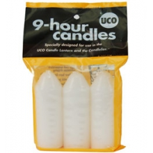 UCO 9 Hour Candles 3 Pack - in Peninsula, OH