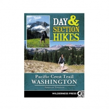 Day & Section Hikes Pacific Crest Trail: Washington by Menasha Ridge Press
