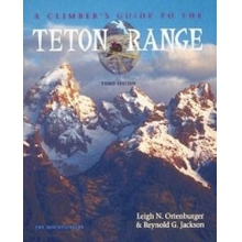 Climbers Guide to the Teton Range, 3rd Ed in State College, PA