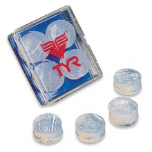TYR Soft Silicone Ear Plugs by Tyr
