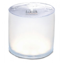 Luci EMRG Solar Lantern - White/Red by MPOWERD