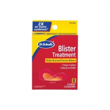 Blister Treatment - 8 Cushions in State College, PA