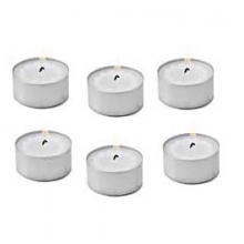 Tea Light Candles - Six Pack by Industrial Revolution