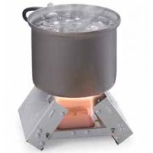 Pocket Stove with 6 Solid Fuel Cubes in Fairbanks, AK