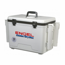 Engel Dry Box Cooler 30 with Rod Holders in Spring, TX