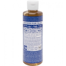 Dr. Bronners Magic Soaps Eucalyptus Soap - Liquid Soap 32OZ by Liberty Mountain