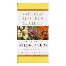 Field Guide To Wildflowers Western Region by the National Audubon Society in State College, PA