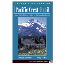 Pacific Crest Trail: Oregon and Washington by Perseus Distribution