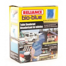 Reliance Bio-Blue Portable Toilet Deodorant - 12 pack in Austin, TX