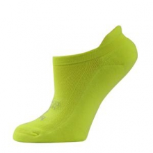 Hidden Comfort Running Sock Adults', Zesty Lemon, S