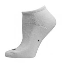 Zulu Quarter Running Sock 3-Pack Adults', White, M by Balega
