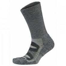 Blister Restist Crew Running Sock Adults', Charcoal/Gray, M by Balega
