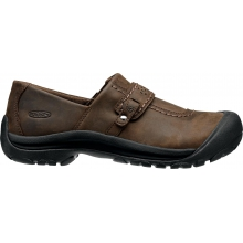 Women's Kaci Full-Grain Slip-On by Keen in Ponderay Id