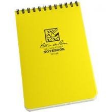 "Top Spiral Notebook 4""x6"" - Yellow in State College, PA"