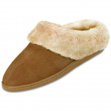 Women's Sheepskin Mule by Minnetonka