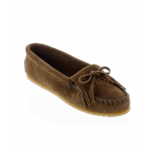 - Kilty Moccasin Dusty Brown by Minnetonka