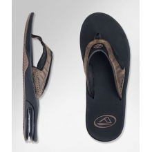 - Mens Leather Fanning by Reef