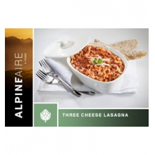 AlpineAire Three Cheese Lasagna by Katadyn