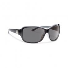 Valencia - Gray Lens Black Backpaint by Forecast Optics