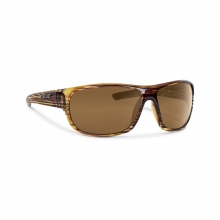 Scout - Brown Polarized Brown Stripe by Forecast Optics