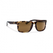 Clyde - Brown Polarized Tortoise by Forecast Optics