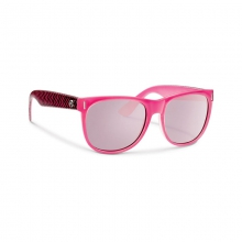 Avery - Pink Mirror Lens Hot Pink by Forecast Optics