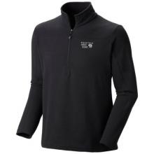 Men's Microchill Zip T by Mountain Hardwear in Bend Or