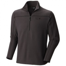Men's Microchill Zip T by Mountain Hardwear