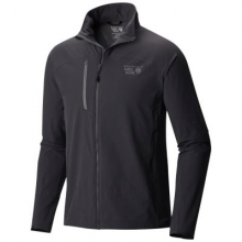Men's Super Chockstone Full Zip Jacket by Mountain Hardwear in Great Falls Mt