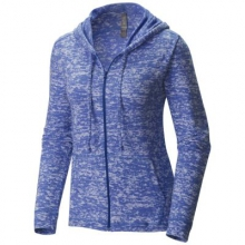 Women's Burned Out Full Zip Hoody by Mountain Hardwear in Great Falls Mt