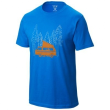 Unplugged Graphic Short Sleeve T by Mountain Hardwear