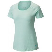Women's Mighty Stripe Short Sleeve T by Mountain Hardwear