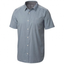 Cleaver Short Sleeve Shirt by Mountain Hardwear in Cimarron Nm