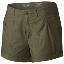 Women's Wandering Solid Short