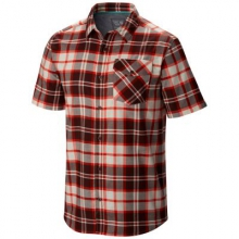 Men's Drummond Short Sleeve Shirt by Mountain Hardwear in Champaign Il