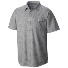 Men's Drummond Short Sleeve Shirt by Mountain Hardwear in New York Ny