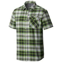 Men's Drummond Short Sleeve Shirt by Mountain Hardwear in East Lansing Mi
