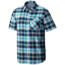 Men's Drummond Short Sleeve Shirt by Mountain Hardwear in Coeur Dalene Id